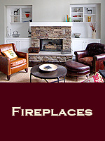 Fireplaces Button