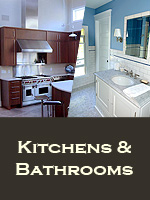Kitchens and Bathrooms Button